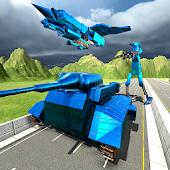 Transform Robot Action Spiel
