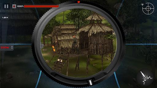 Mountain Sniper Shooting 3D - screenshot