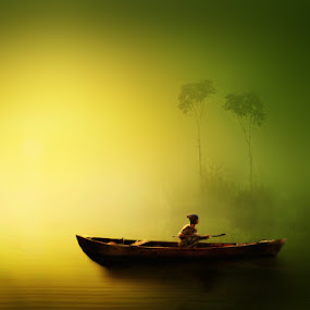 Going Home by Zainal Arifin  - Digital Art People