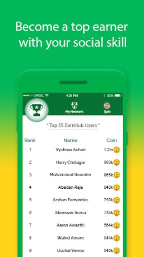 Wings: Share WhatsApp Status, Photos   earn money screenshot 2