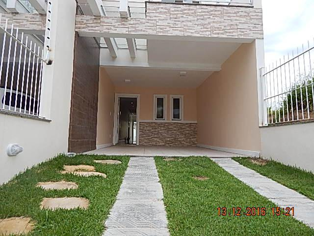 Casa 3 Dorm, Guarujá, Porto Alegre (SO0584) - Foto 3