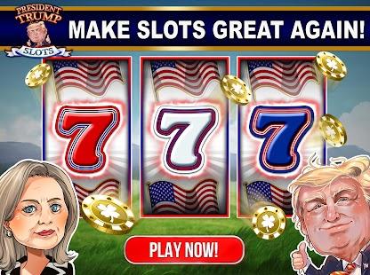 Game President Trump Free Slot Machines with Bonus Game APK for Kindle