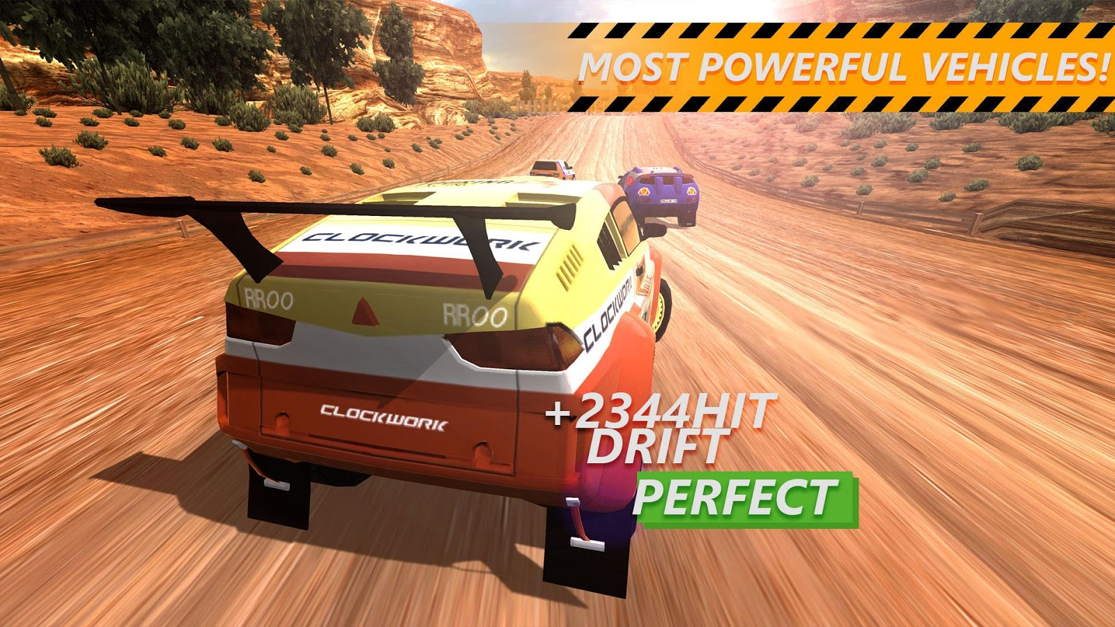Rally Racer Unlocked – Screenshot