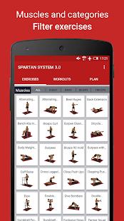 Spartan Home Workout & Gym MMA Exercises Free APK for Bluestacks