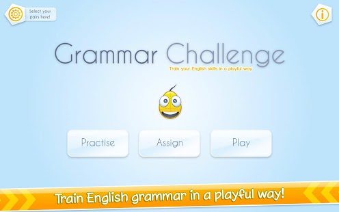 Grammar Challenge- screenshot thumbnail