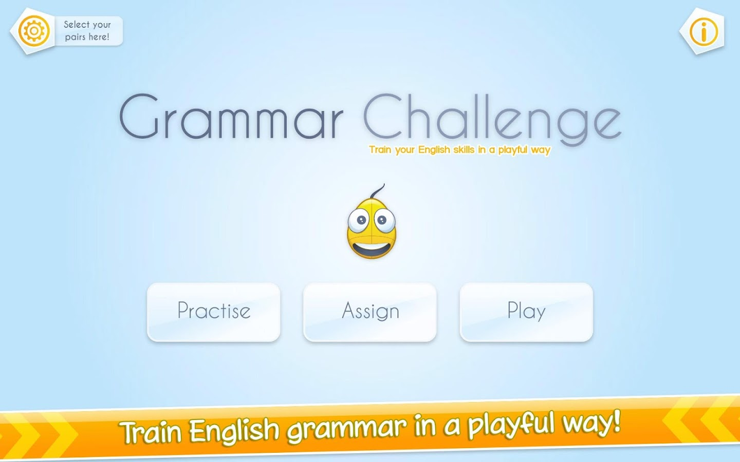 Grammar Challenge Screenshot 0