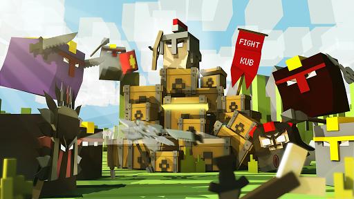 Fight Kub: multiplayer PvP mmo - screenshot