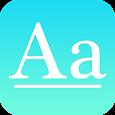 HiFont - Cool Font Text Free + Galaxy FlipFont icon