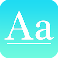 App HiFont - Cool Font Text Free apk for kindle fire
