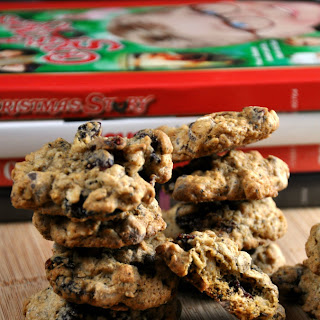 Healthy Oatmeal Dark Chocolate Cookies Recipes