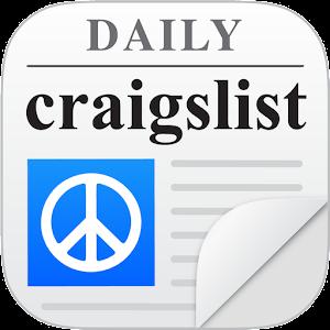 Cover art Daily Craigslist App