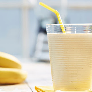 Go-Go Banana-Peanut Butter Smoothie