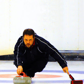 The Curler by Don Mann - Sports & Fitness Other Sports