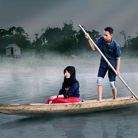 Nating tajur by Mursyid Alfa - People Couples