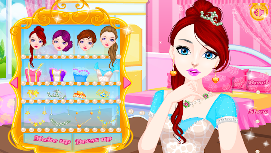 Dress up and Makeover Games- screenshot