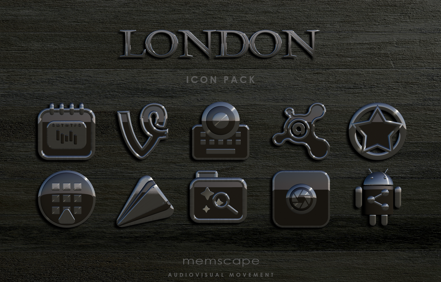 LONDON Icon Pack Screenshot 8