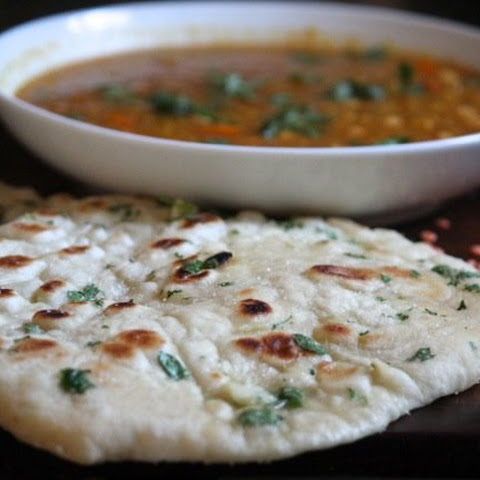 Cilantro Garlic Naan Recipes | Yummly