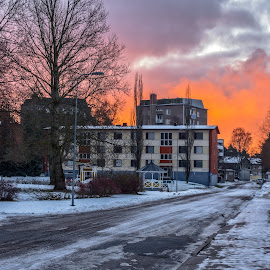 by Bojan Bilas - City,  Street & Park  Street Scenes