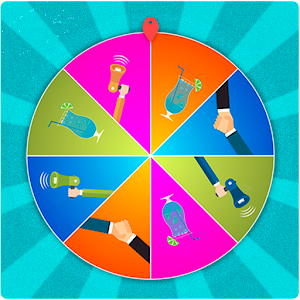 SpinDrink - Roulette for drinking For PC (Windows & MAC)