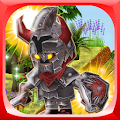 Warrior Jungle Adventure APK for Bluestacks