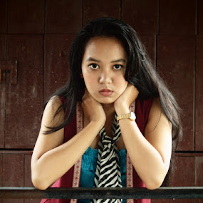 Rizka by Aditya Nugraha - People Portraits of Women ( woman, beauty )
