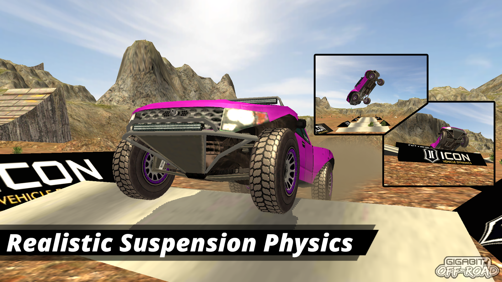 Gigabit Off-Road Screenshot 3
