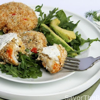 Dungeness Crab Cakes Baked Recipes