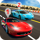 Airborne Real Car Racing Free Game APK Descargar