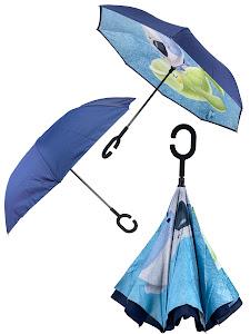 "Зонт ""Принт"", 8772"