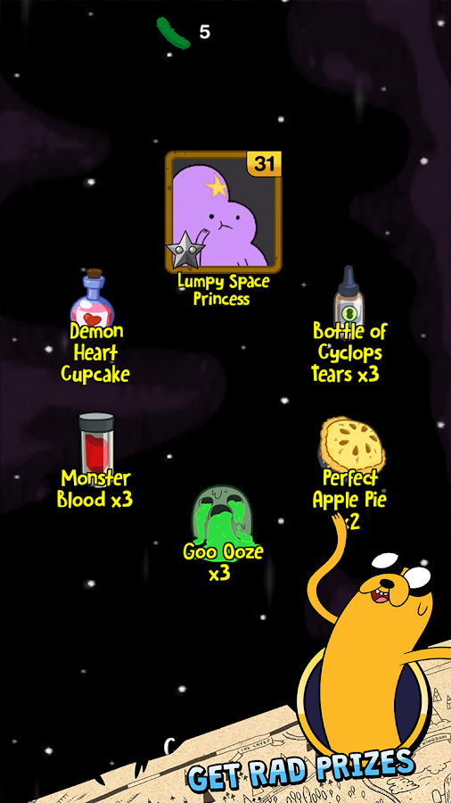 Adventure Time Puzzle Quest Screenshot 14