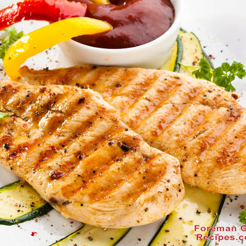Easy Italian Dressing Grilled Chicken