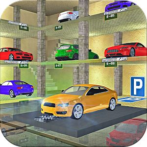 Roadway Multi Level Car Parking Game For PC (Windows & MAC)
