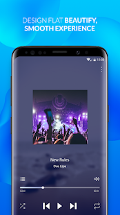 Music player S9 Edge – Mp3 player for S9 Galaxy Screenshot