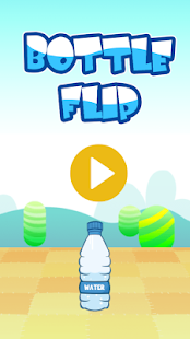 Bottle Flip Challenge Free- screenshot