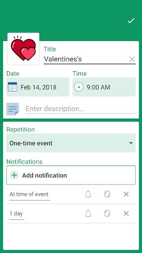 Countdown Days - App & Widget screenshot 6