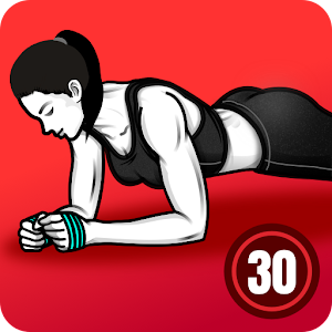 Plank Workout at Home - 30 Days Plank Challenge Online PC (Windows / MAC)