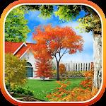 Autumn Garden Live Wallpaper Icon