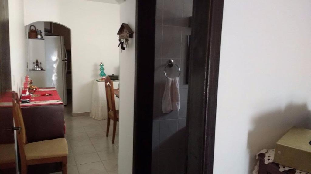 Sobrado de 186m² com 3 dorm,1 suíte em São Caetano do Sul.
