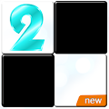 Game Piano tiles two APK for Kindle