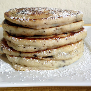 Vanilla Chocolate Chip Pancakes Recipes