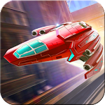 Space Racing 3D - Star Race Icon