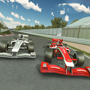 3D Formula Cars Race 2017 Icon