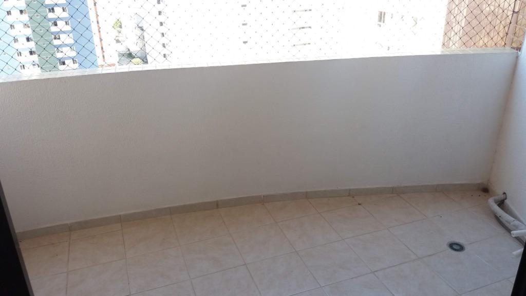 Apartamento com 3 dormitórios à venda, 121 m² por R$ 500.000 - Tambaú - João Pessoa/PB