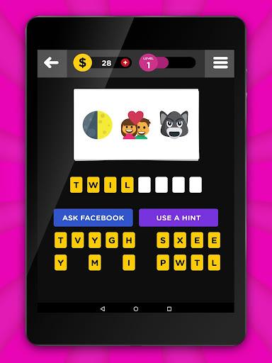 Guess The Emoji - Movies - screenshot