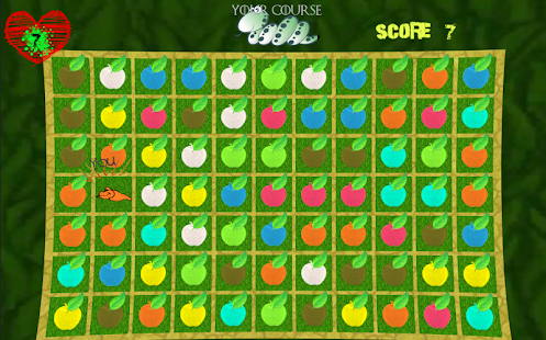 Apple snake - screenshot