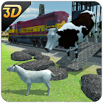 Farm Animal Transport Train 1.0.2 Apk