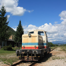 T444-0037 by Nagy Attila - Transportation Trains ( 123 )