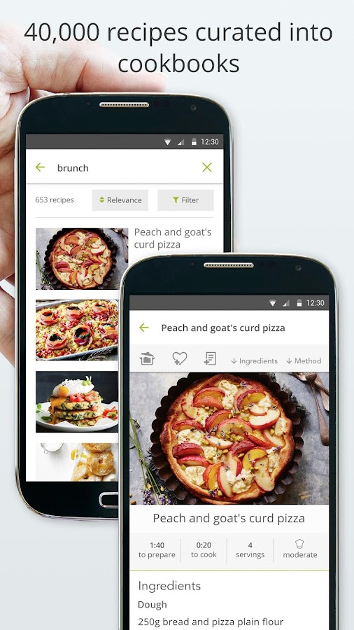 taste.com.au recipes Screenshot 2