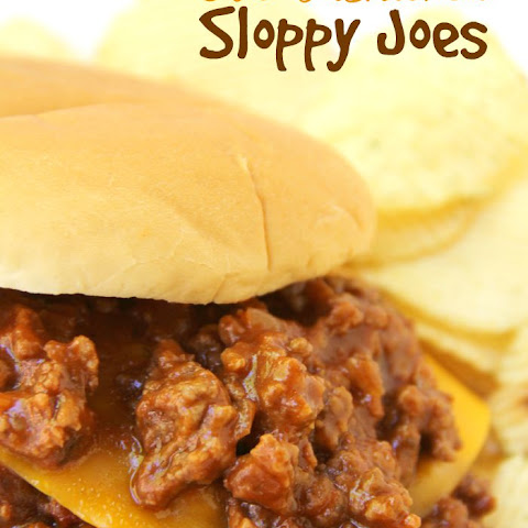 Old-Fashioned Sloppy Joes