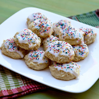 Ricotta Cheese Cookies With Icing Recipes